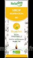 Herbalgem Sirop bio respiration 150ml à La Ricamarie