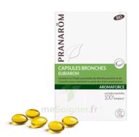 Aromaforce Caps bronches bio B/30 à La Ricamarie
