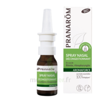 Aromaforce Solution nasale dégage le nez 15ml à La Ricamarie