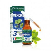 Santarome Complexes Bourgeons Solution buvable Mémoire Fl/30ml à La Ricamarie