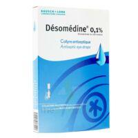 Desomedine 0,1 % Collyre Sol 10fl/0,6ml à La Ricamarie
