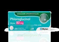 PHLOROGLUCINOL MYLAN 80 mg, comprimé orodispersible à La Ricamarie