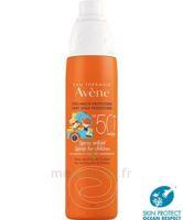 Avène Eau Thermale Solaire Spray Enfant 50+ 200ml à La Ricamarie