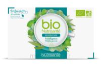 Nutrisanté Infusions Bio Respiratoire 20 Sachets à La Ricamarie