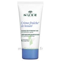 Crème Fraiche® De Beauté - Masque Hydratant 48h Et Anti-pollution50ml à La Ricamarie