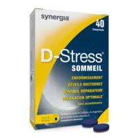 D-stress Sommeil Comprimés B/40 à La Ricamarie