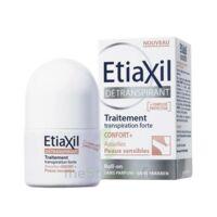 ETIAXIL AISSELLES Déodorant confort + Roll-on/15ml à La Ricamarie