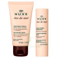 Rêve de Miel Crème Mains et Ongles + Stick Lèvres Hydratant à La Ricamarie