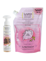 Garancia Source Micellaire Enchantée® Recharge Rose 400ml+ Flacon Collector Offert à La Ricamarie