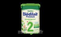 Blédina Blédilait Premium 2 Lait En Poudre B/800g à La Ricamarie