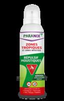 Paranix Moustiques Lotion Zones Tropicales Aérosol/125ml à La Ricamarie