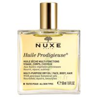 Huile Prodigieuse®- Huile Sèche Multi-fonctions Visage, Corps, Cheveux50ml