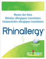 Boiron Rhinallergy Comprimés B/40 à La Ricamarie