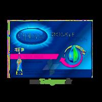 Optone Monodose Double Action Solution Oculaire Yeux Secs B/10 à La Ricamarie