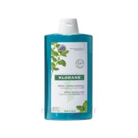 Klorane Menthe Aquatique Bio Shampooing Détox Fraicheur 400ml à La Ricamarie