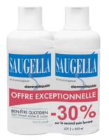 Saugella Emulsion Dermoliquide Lavante 2fl/500ml à La Ricamarie