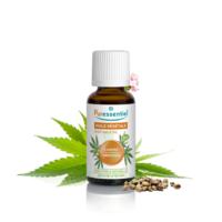 Puressentiel Huiles Végétales - HEBBD Chanvre BIO** - 30 ml à La Ricamarie