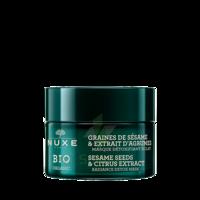 Nuxe Bio Masque Détoxifiant Eclat 50ml à La Ricamarie