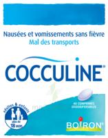 Boiron Cocculine Comprimés Orodispersibles B/40 à La Ricamarie
